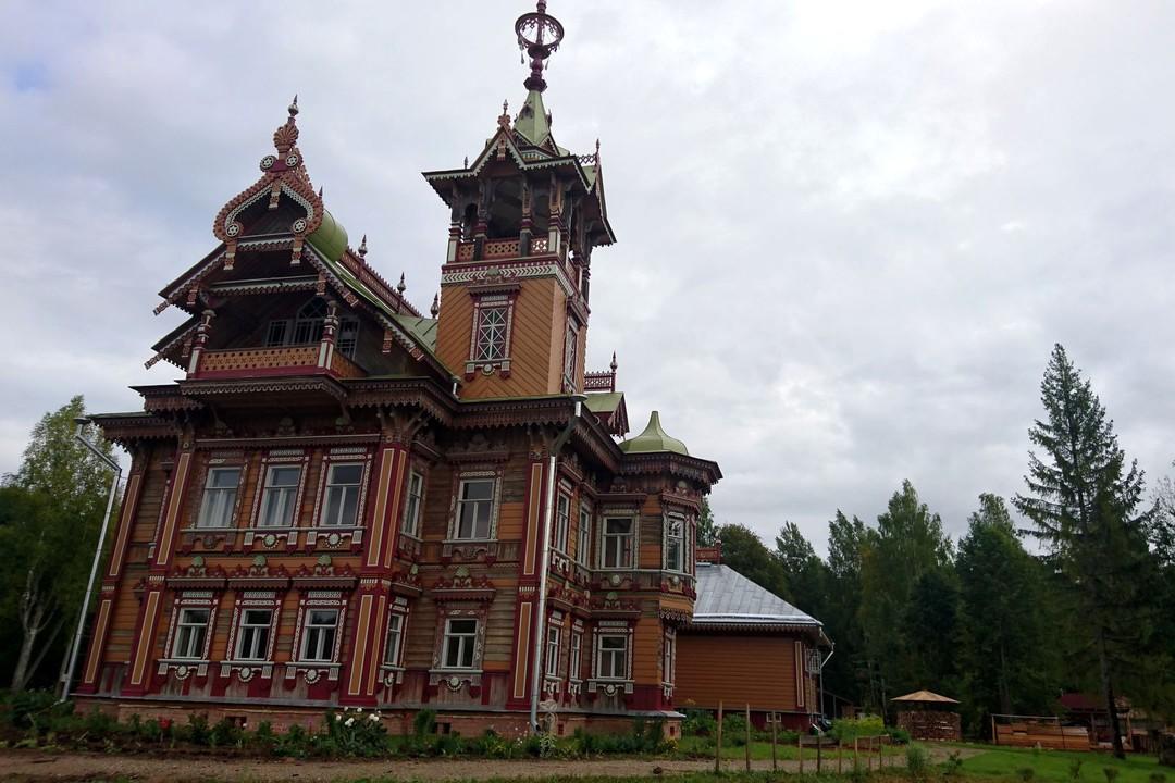 Чудо в глухих лесах Костромской области. ВОЗРОЖДЕНИЕ